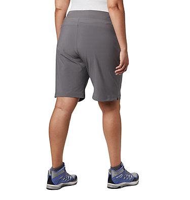 Women's Place To Place™ II Shorts - Plus Size Place To Place™ II Short | 023 | 3X, City Grey, back