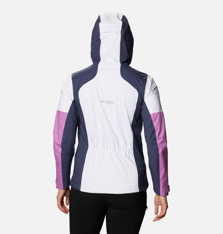 Manteau Titan Pass™ 2,5 couches pour femme Manteau Titan Pass™ 2,5 couches pour femme, back