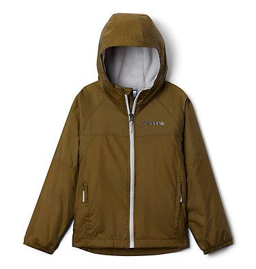 Boys' Ethan Pond™ Fleece Lined Jacket Ethan Pond™Fleece Lined Jacket   437   L, New Olive, front