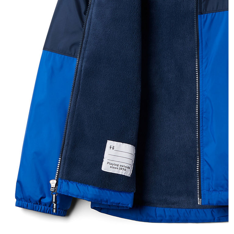 Boys' Ethan Pond™ Fleece Lined Jacket