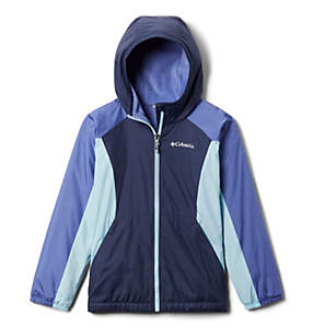 Girls' Ethan Pond™ Fleece Lined Jacket