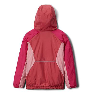 Girls' Ethan Pond™ Fleece Lined Jacket Ethan Pond™Fleece Lined Jacket | 634 | L, Rouge Pink, Cactus Pink, back