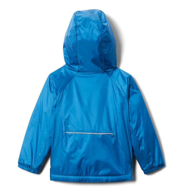 Girls' Toddler Ethan Pond™ Fleece Lined Jacket Girls' Toddler Ethan Pond™ Fleece Lined Jacket, back