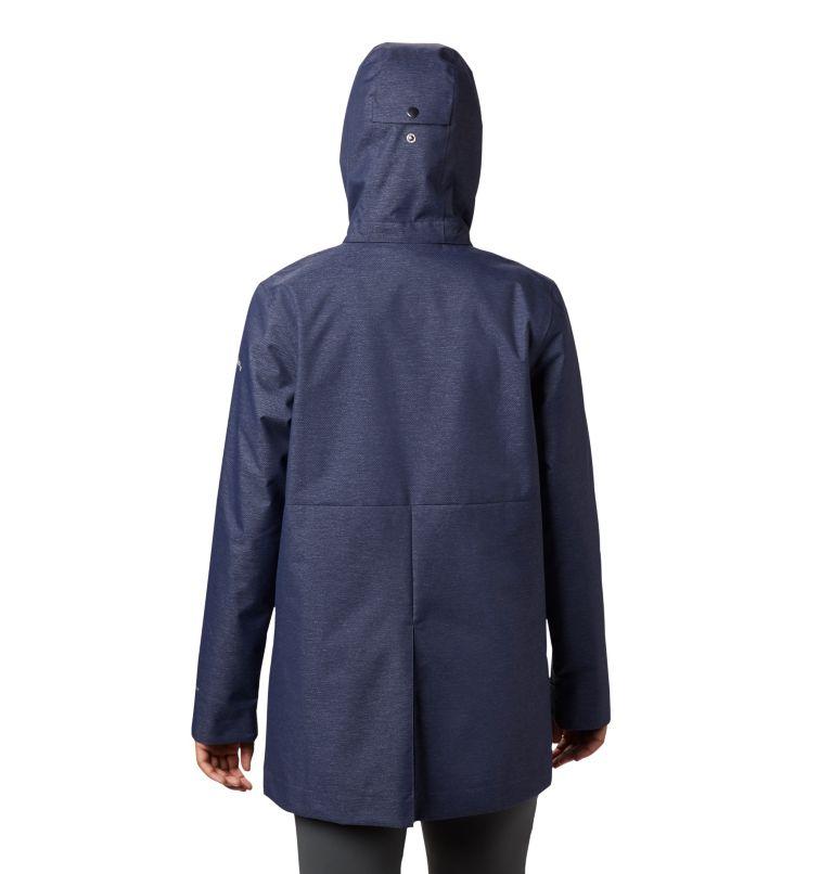 Women's East Park™ Mackintosh Jacket Women's East Park™ Mackintosh Jacket, back