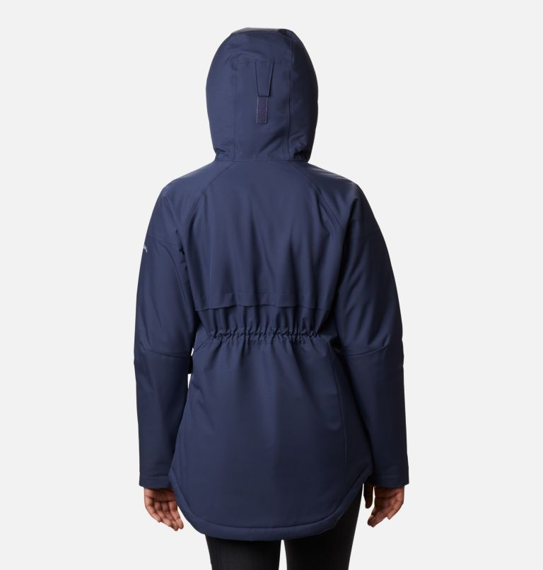 Briargate™ Insulated Jacket | 466 | XS Women's Briargate™ Insulated Jacket, Nocturnal, back