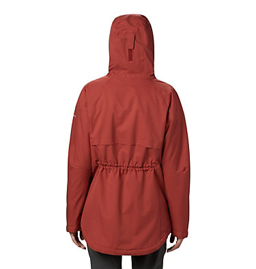 Women's Briargate™ Insulated Jacket Briargate™ Insulated Jacket   466   L, Dusty Crimson, back
