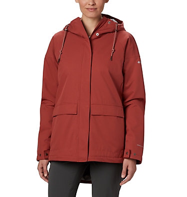 Women's Briargate™ Insulated Jacket Briargate™ Insulated Jacket   466   L, Dusty Crimson, front