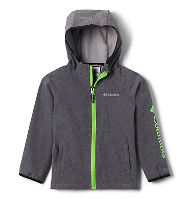 Boys' Toddler Rocky Range™ Softshell Jacket Rocky Range™Softshell | 437 | 2T, Black, front