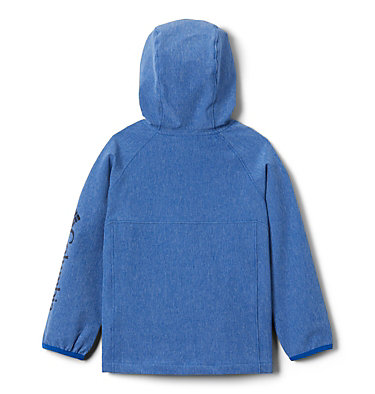Boys' Toddler Rocky Range™ Softshell Jacket Rocky Range™Softshell | 437 | 2T, Azul, back