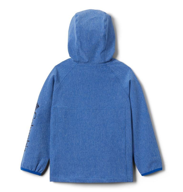 Boys' Toddler Rocky Range™ Softshell Jacket Boys' Toddler Rocky Range™ Softshell Jacket, back