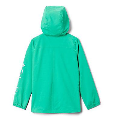 Girls' Rocky Range™ Softshell Rocky Range™Softshell   847   L, Dark Lime, back