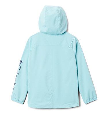 Girls' Rocky Range™ Softshell Rocky Range™Softshell   847   L, Aquatint, back