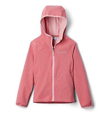 Girls' Rocky Range™ Softshell Rocky Range™Softshell | 847 | L, Rouge Pink, front