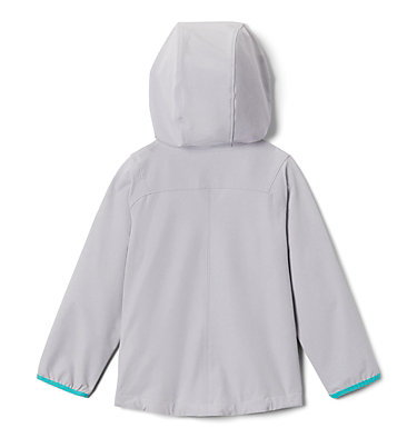 Girls' Toddler Rocky Range™ Softshell Jacket Rocky Range™Softshell | 031 | 2T, Cirrus Grey, back