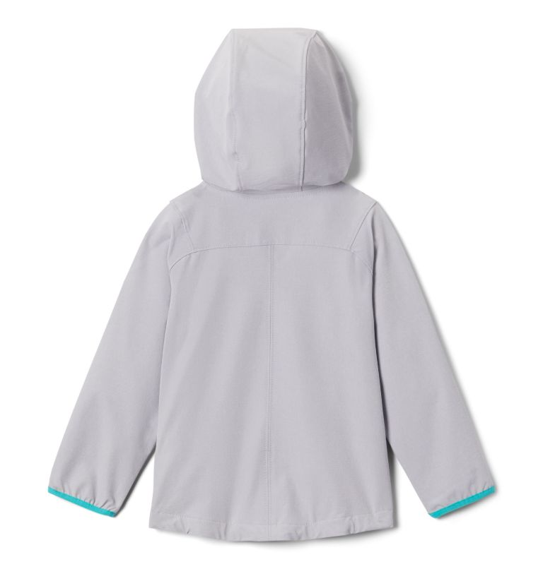 Girls' Toddler Rocky Range™ Softshell Jacket Girls' Toddler Rocky Range™ Softshell Jacket, back