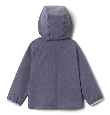 Girls' Toddler Rocky Range™ Softshell Jacket Rocky Range™Softshell | 031 | 2T, Nocturnal, back