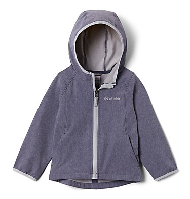 Girls' Toddler Rocky Range™ Softshell Jacket Rocky Range™Softshell | 031 | 2T, Nocturnal, front