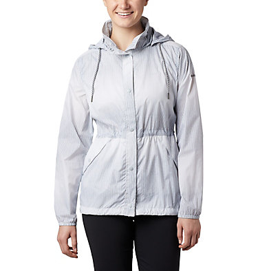 Women's Gable Island™ Jacket Gable Island™ Jacket | 031 | L, Cirrus Grey Ombre Stripe, front