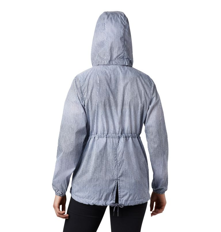 Gable Island™ Jacket | 466 | S Women's Gable Island™ Jacket, Nocturnal Ombre Stripe, back