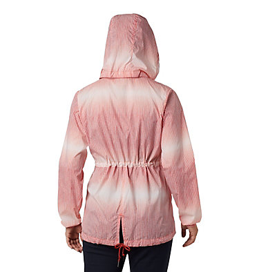 Women's Gable Island™ Jacket Gable Island™ Jacket | 031 | L, Bold Orange Ombre Stripe, back