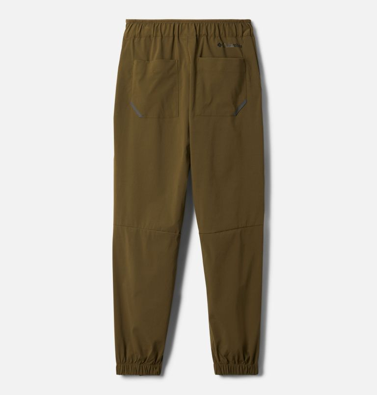 Tech Trek™ Pant | 328 | M Boys' Tech Trek™ Trousers, New Olive, back