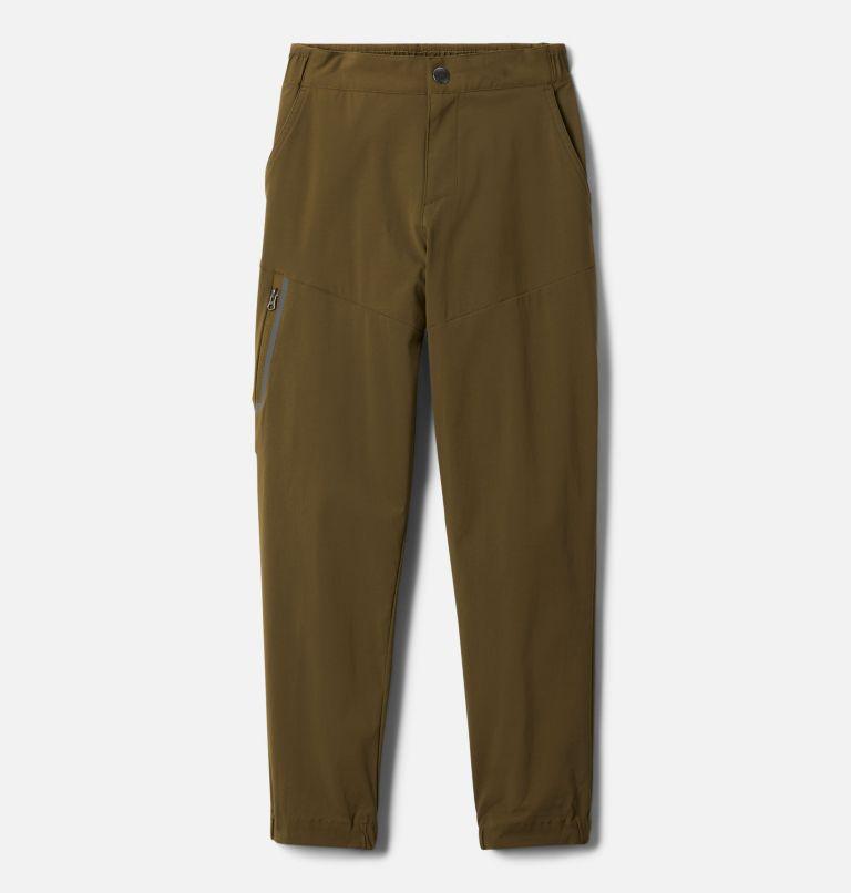 Tech Trek™ Pant | 328 | M Boys' Tech Trek™ Trousers, New Olive, front