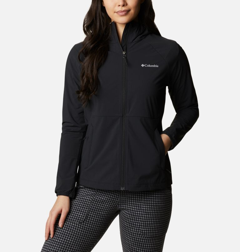 Boulder Path™ Jacket | 010 | L Women's Boulder Path™ Jacket, Black, front