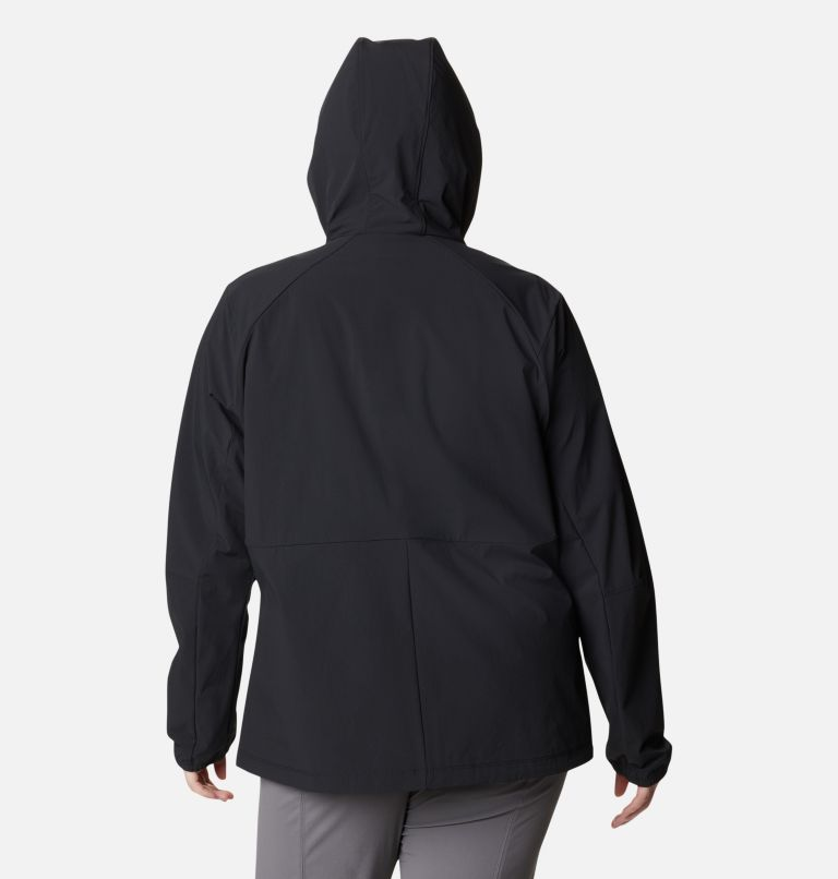 Women's Boulder Path™ Jacket - Plus Size Women's Boulder Path™ Jacket - Plus Size, back