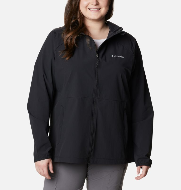 Women's Boulder Path™ Jacket - Plus Size Women's Boulder Path™ Jacket - Plus Size, front