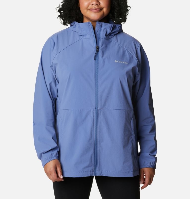 Women's Boulder Path™ Jacket - Plus Size Women's Boulder Path™ Jacket - Plus Size, front