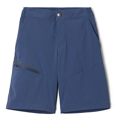 Pantaloncini Tech Trek™ da bambino Tech Trek™ Short | 478 | M, Dark Mountain, front