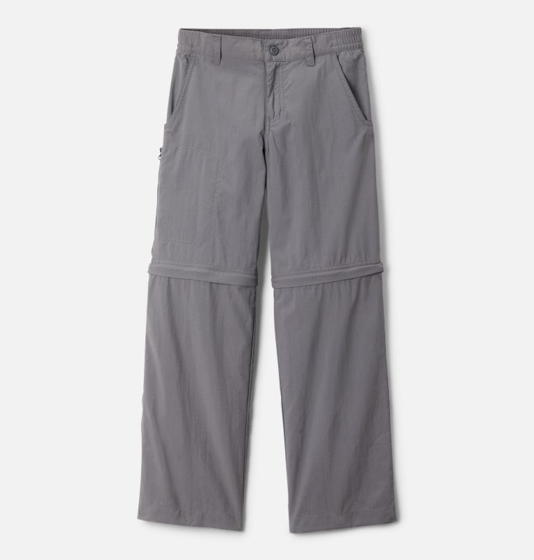 Boys' Silver Ridge™ IV Convertible Pants Boys' Silver Ridge™ IV Convertible Pants, front