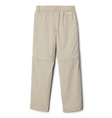 Boys' Silver Ridge™ IV Convertible Pants Silver Ridge™ IV Convertible Pant | 271 | XS, Fossil, back