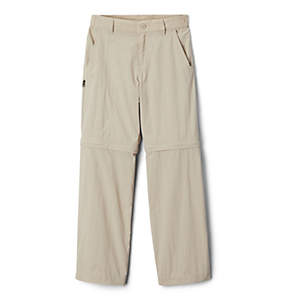 Boys' Silver Ridge™ IV Convertible Pants