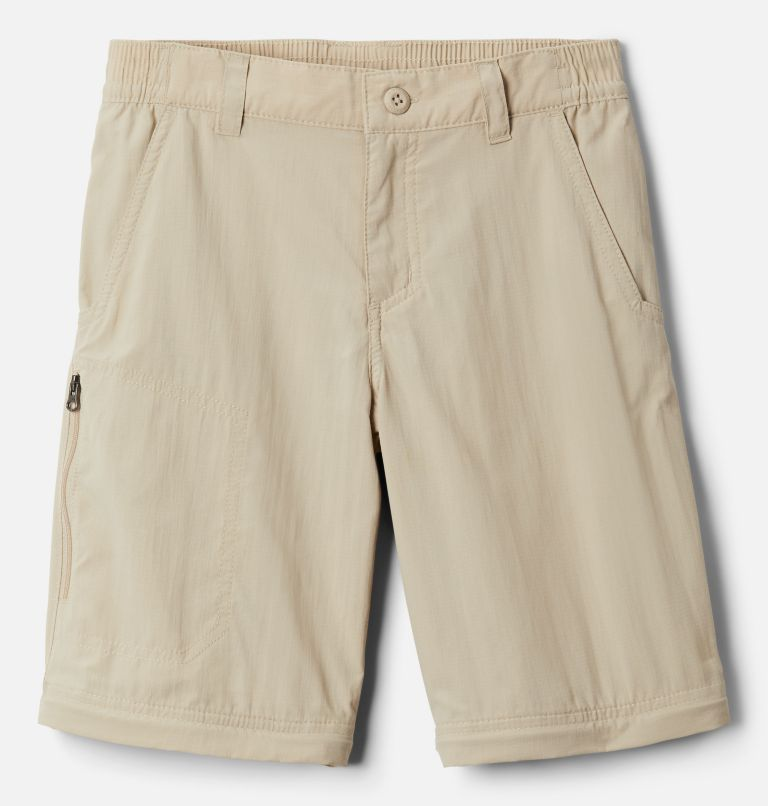 Silver Ridge™ IV Convertible Pant | 271 | XS Boys' Silver Ridge™ IV Convertible Pants, Ancient Fossil, a1