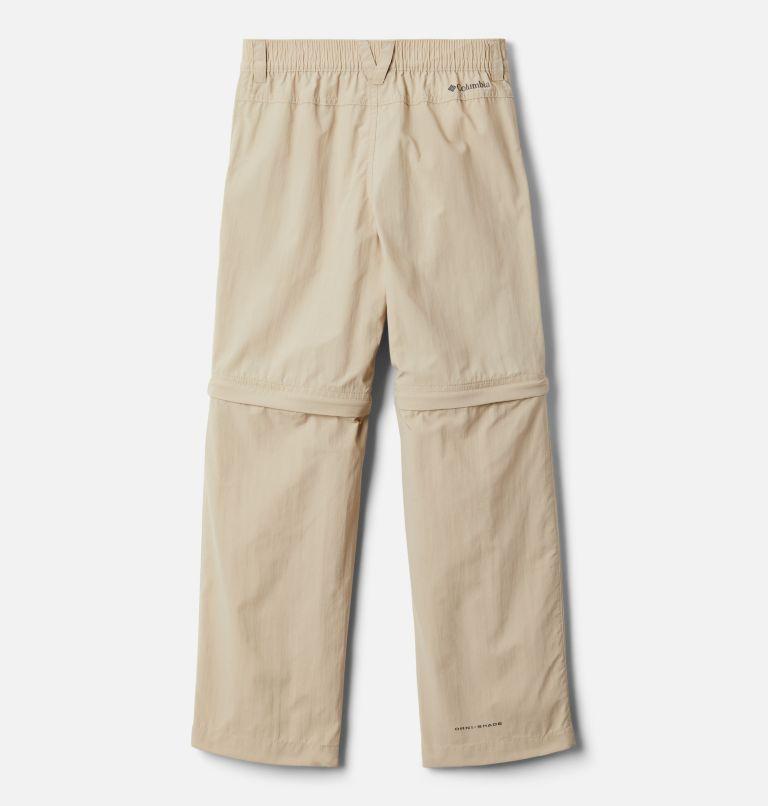 Silver Ridge™ IV Convertible Pant | 271 | XL Boys' Silver Ridge™ IV Convertible Pants, Ancient Fossil, back
