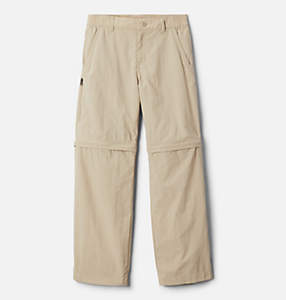 Boys' Silver Ridge™ IV Convertible Pant