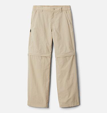 Boys' Silver Ridge™ IV Convertible Pants Silver Ridge™ IV Convertible Pant | 271 | XS, Ancient Fossil, front
