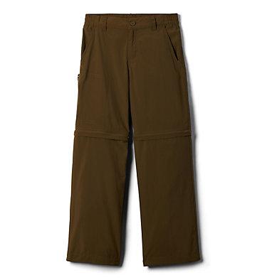 Boys' Silver Ridge™ IV Convertible Pants Silver Ridge™ IV Convertible Pant | 271 | XS, New Olive, front