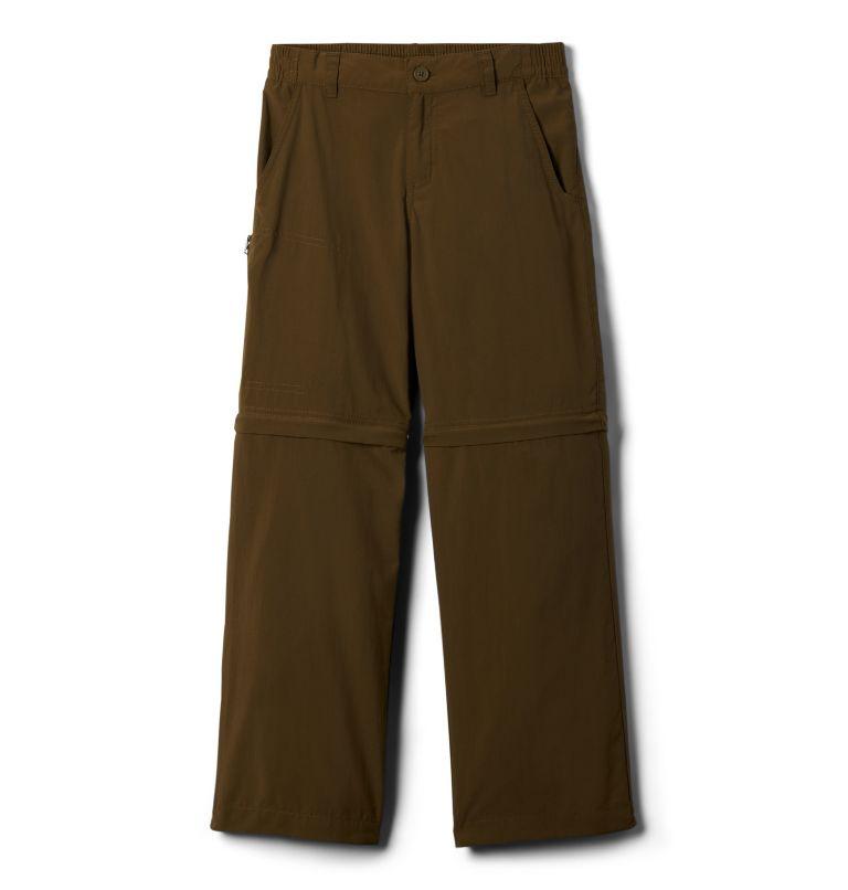 Boys' Silver Ridge™ IV Convertible Pants Boys' Silver Ridge™ IV Convertible Pants, front