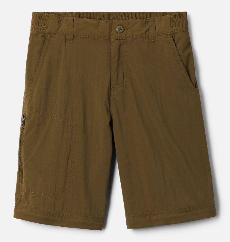Silver Ridge™ IV Convertible Pant | 328 | XL Boys' Silver Ridge™ IV Convertible Pants, New Olive, a1