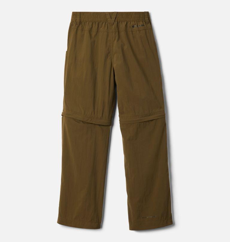 Silver Ridge™ IV Convertible Pant   328   XL Boys' Silver Ridge™ IV Convertible Pants, New Olive, back