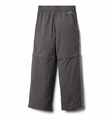 Boys' Silver Ridge™ IV Convertible Trousers Silver Ridge™ IV Convertible Pant | 327 | S, City Grey, back