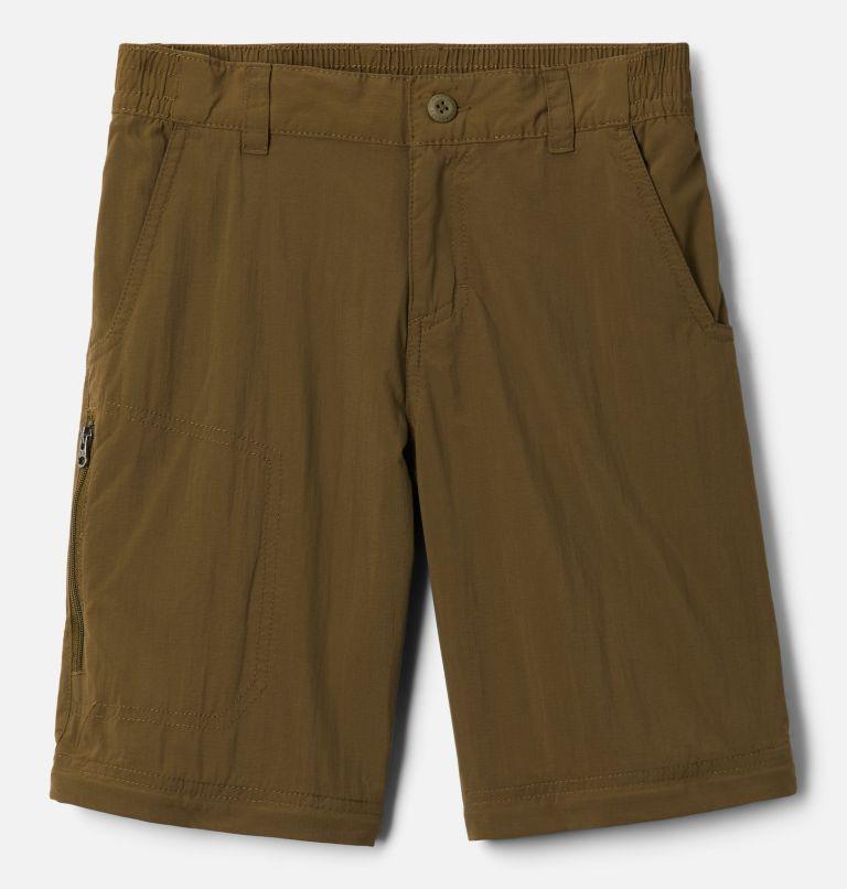 Silver Ridge™ IV Convertible Pant | 328 | XS Boys' Silver Ridge™ IV Convertible Trousers, New Olive, a1