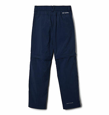 Boys' Silver Ridge™ IV Convertible Trousers Silver Ridge™ IV Convertible Pant | 327 | S, Collegiate Navy, back