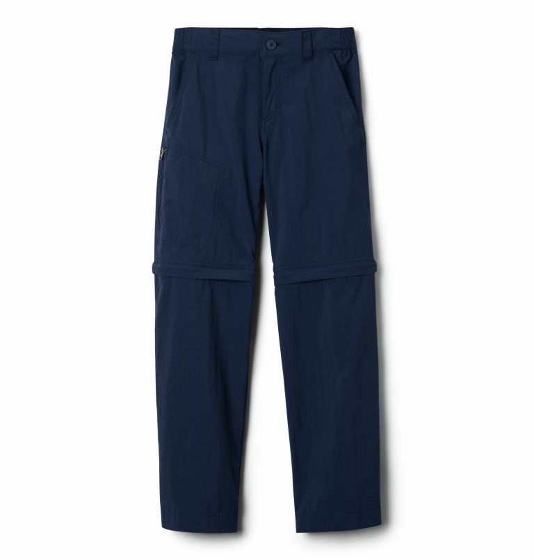 Boys' Silver Ridge™ IV Convertible Trousers Boys' Silver Ridge™ IV Convertible Trousers, front