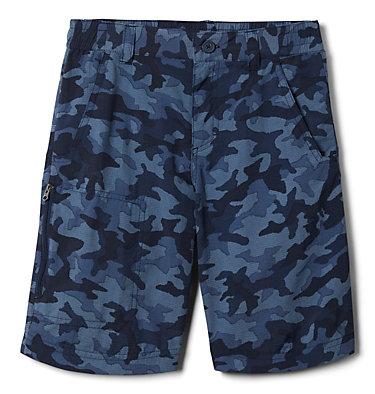 Boys' Silver Ridge™ Novelty Shorts Silver Ridge™Novelty Short | 316 | L, Collegiate Navy Traditional Camo, front