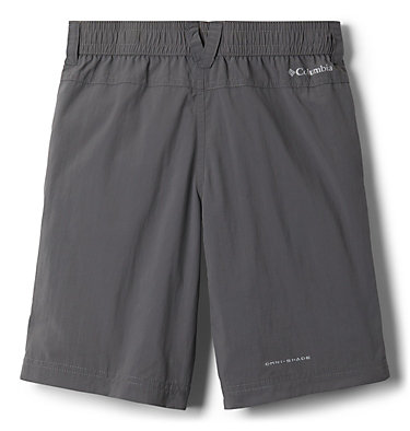 Boys' Silver Ridge™ IV Shorts Silver Ridge™IV Short | 023 | M, City Grey, back