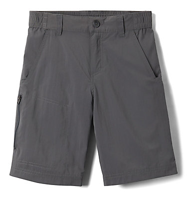 Boys' Silver Ridge™ IV Shorts Silver Ridge™IV Short | 023 | M, City Grey, front