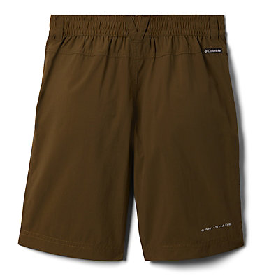 Boys' Silver Ridge™ IV Shorts Silver Ridge™IV Short | 023 | M, New Olive, back